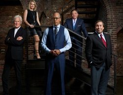 NBC es lo más visto gracias al liderazgo de 'Dateline' y los buenos datos de 'American Ninja Warrior'