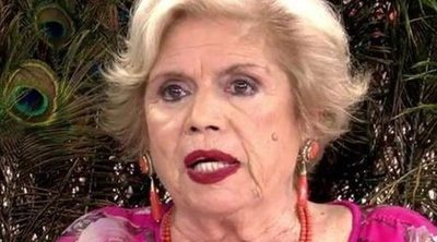 """María Jiménez hace su primera aparición en televisión tras su enfermedad: """"He resucitado"""""""