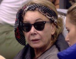 Mila Ximénez sufre un ataque de ansiedad en 'GH VIP 7' y pide la ayuda de un médico