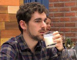 """El reproche de Andrea a su cita en 'First dates': """"¿Me llamas yogurina y te pides un vaso de leche de cena?"""""""