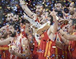 'GH VIP: El debate' arranca con un notable 19,7% en Telecinco y el Mundial de Basket arrasa en Cuatro (46,5%)