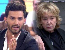"""Suso, contra Mila Ximénez en 'GH VIP 7': """"Tu concurso es una auténtica porquería. Espero que te echen pronto"""""""