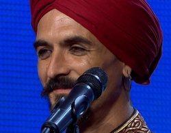 Fakir Testa protagoniza la actuación más desagradable de 'Got Talent España' y consigue convencer al jurado