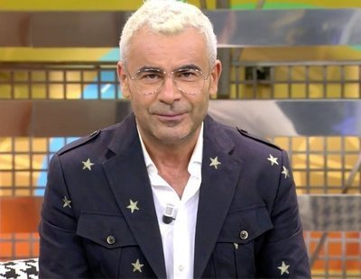 "Un error ortográfico obliga a Jorge Javier a parar 'Sálvame': ""Nos van a llamar de la RAE'"