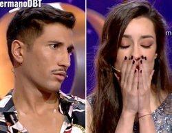 """Frío reencuentro entre Gianmarco y Adara en el debate final de 'GH VIP 7': """"Necesito hablar con él"""""""