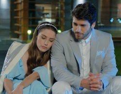 'Dolunay': Nazli y Ferit pasan la noche juntos tras una fiesta con unas copas de más