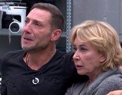 """Antonio David, hundido en pleno directo en 'GH VIP 7': """"Nunca lo había visto tan débil anímicamente"""""""