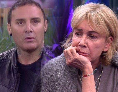 El duro insulto de Mila Ximénez a Dinio que no se escuchó en directo en 'GH VIP 7'