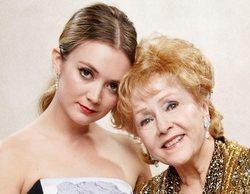 Billie Lourd interpretará en 'Will & Grace' a la nieta del personaje de su abuela Debbie Reynolds