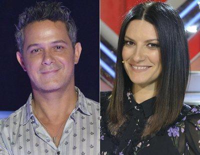 Alejandro Sanz y Laura Pausini, en negociaciones para repetir como coaches de 'La Voz'