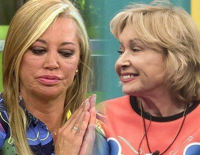 """El zasca de Belén Esteban a Mila Ximénez: """"En 'GH VIP' lo está haciendo como el culo"""""""