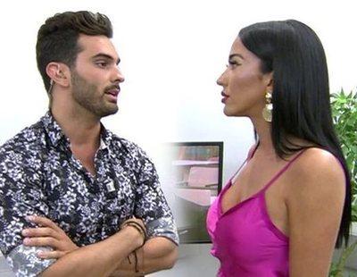 """Tenso reencuentro entre Suso y Aurah en 'Viva la vida': """"La educación la acabas de perder"""""""