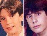El asombroso parecido entre Javier Calvo y Melendi cuando eran niños