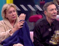 Mila Ximénez y Maestro Joao se distancian en 'GH VIP 7' por Hugo Castejón