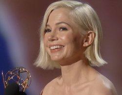 """Michelle Williams y su defensa por la igualdad laboral en los Emmy 2019: """"Gracias por pagarme equitativamente"""""""
