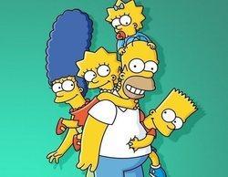 """'Los Simpson' lidera el día en Neox (4,9%) y """"Rambo 3"""" destaca en la noche de Trece (3,8%)"""