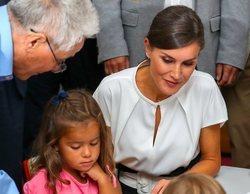 """La hilarante respuesta de una niña sobre la reina Letizia en TVE: """"¿Ha sido simpática? No"""""""