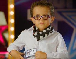 Mario Prieto, concursante de 6 años, impresiona bailando flamenco y merengue en 'Got Talent'