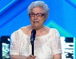"""Asunción homenajea a las personas con esquizofrenia con su poesía en 'Got Talent': """"Gracias por dar esperanza"""""""