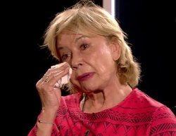 """Mila Ximénez, emocionada al presentar su curva de la vida en 'GH VIP 7': """"Fueron años muy difíciles"""""""