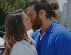 """Can y Sanem se dan el esperado beso de reconciliación en 'Erkenci Kus': """"Prométeme que nunca me dejarás"""""""