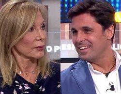 """Críticas a Fran Rivera por reírse del vegetarianismo de Pilar Eyre: """"Tienes cara de pena por no comer jamón"""""""
