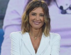 Sandra Barneda sustituye a Toñi Moreno en 'Mujeres y hombres y viceversa' durante su baja de maternidad