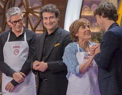 'MasterChef Celebrity 4' repesca a Anabel Alonso y Boris Izaguirre como posibles aspirantes