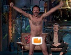 """Un hombre aparece completamente desnudo en el plató de 'La resistencia': """"¡Ha funcionado!"""""""