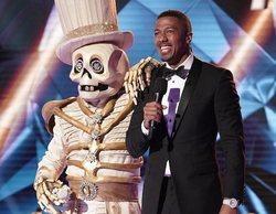 'The Masked Singer' domina sin rival en una noche repleta de estrenos