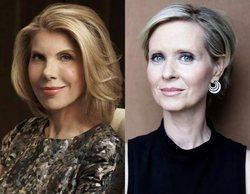 Christine Baranski y Cynthia Nixon protagonizarán 'The Gilded Age', la nueva serie de Julian Fellowes