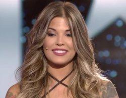 El descuido de Nuria Martínez en su regreso 'GH VIP 7' al mostrar un pezón en pleno directo