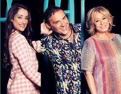 Adara, Dinio y Mila Ximénez, concursantes nominados en 'GH VIP 7'