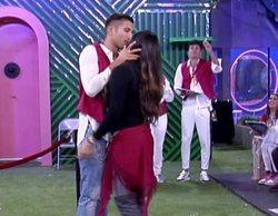 'GH VIP 7': El inesperado beso en la boca entre Irene Junquera y Gianmarco en el concurso de baile