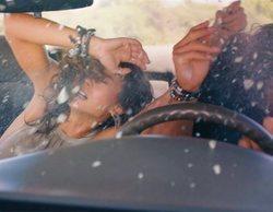 Can y Sanem sufren un trágico accidente de coche en 'Erkenci Kus' cuando iban a iniciar su viaje por el mundo