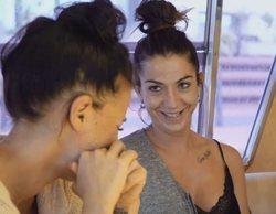"""Tamara se ríe del paquete de Javi en 'Donde menos te lo esperas': """"Tiene un anacardo"""""""