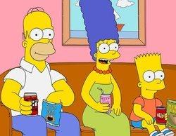 """'Los Simpson' arrasan en Neox en la sobremesa y """"John Rambo"""" triunfa en el prime time de Trece"""