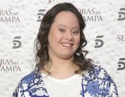 """Ana Fernández, Asun en 'Señoras del (h)AMPA': """"Las personas con Síndrome de Down valemos un montón"""""""