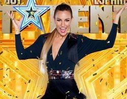 """'Got Talent España': Edurne, protagonista al entonar delante de sus compañeros """"Mamá, quiero ser artista"""""""