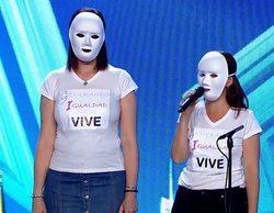 """Un grupo de víctimas de violencia machista emociona al jurado de 'Got Talent España': """"Si yo pude, tú puedes"""""""