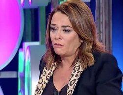 Toñi Moreno se emociona al recordar la dura enfermedad de Álex Lequio junto a Ana Obregón