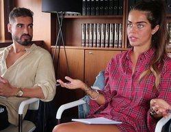"""Violeta acude a terapia de pareja con Fabio: """"En Julen confiaba ciegamente y en él no"""""""