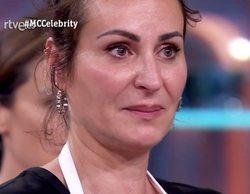 'Masterchef Celebrity 4': Ana Milán acaba llorando tras una discusión con Vicky Martín Berrocal