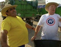 'Aquí la Tierra': Engracia y Manuel, los entrañables agricultores de 'Pekín Express', reaparecen en televisión