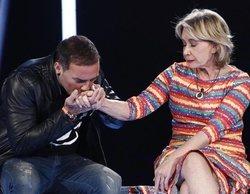 'GH VIP 7' arrasa en Telecinco (30,2%) frente al empate de 'Estoy vivo' y 'Pesadilla en la cocina' (9,4%)
