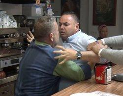 Alberto Chicote, obligado a parar una violenta pelea entre dos camareros en 'Pesadilla en la cocina'