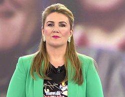 """Carlota Corredera, implacable tras las críticas a 'Sálvame': """"Nuestro trabajo no es un chollo"""""""