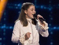 """'La Voz Kids': Eva Paul demuestra su fuerza vocal con """"Rise Like a Phoenix"""", de Conchita Wurst"""