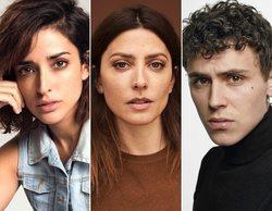 Inma Cuesta, Bárbara Lennie y Arón Piper, protagonistas de 'El desorden que dejas' en Netflix