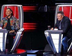 '9-1-1' desbanca del número uno a 'The Voice', aunque este se mantiene líder en espectadores